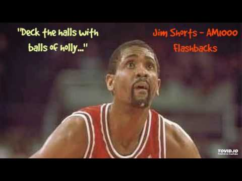 Bill Cartwright - Deck The Halls / Kevin Matthews the LOOP AM 1000 Chicago