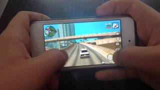 Comment télécharger gta san Andreas sur iphone,iPad,iPod gr