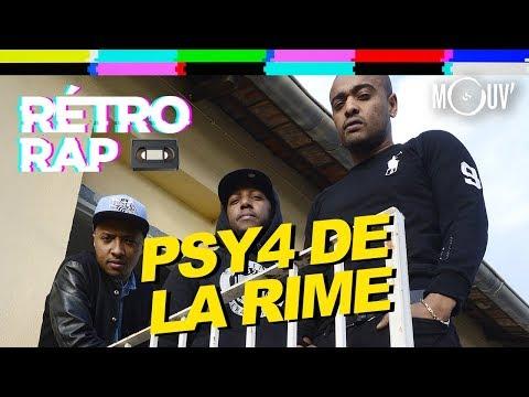 Youtube: RétroRap: Psy4 de la Rime