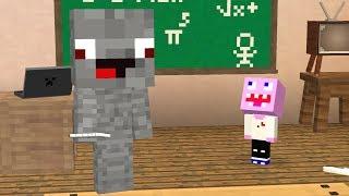 Minecraft Schule : Die Zeugnisausgabe - Sitzen geblieben - Sommerferien - Minecraft Film Deutsch