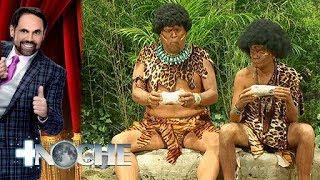 ¡Estos cavernícolas no tienen madre! | + Noche | Distrito Comedia