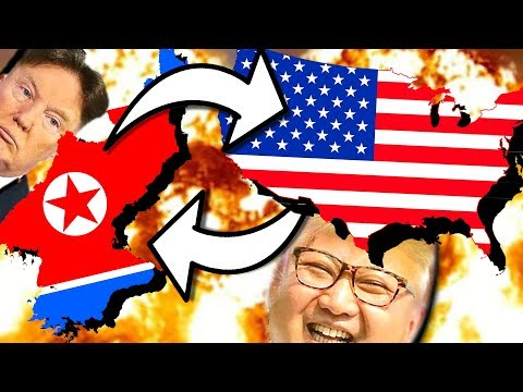 North Korea & USA Swapped! | Hearts of Iron 4 [HOI4 Millennium Dawn]
