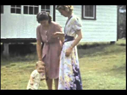 Dads 1st Birthday August 1941.avi