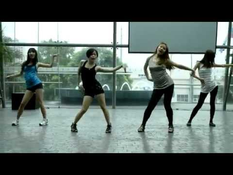 111006 Black Eyed Crew cover Goodbye Baby by MISS A