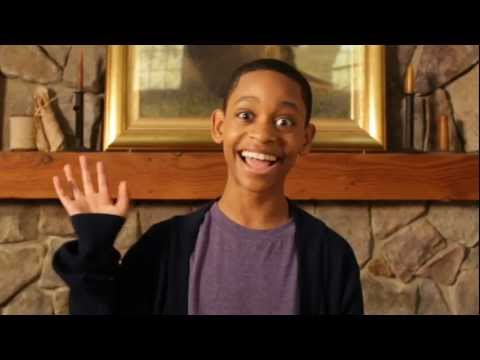 Disney XD's My Life with Tyrel Jackson Williams