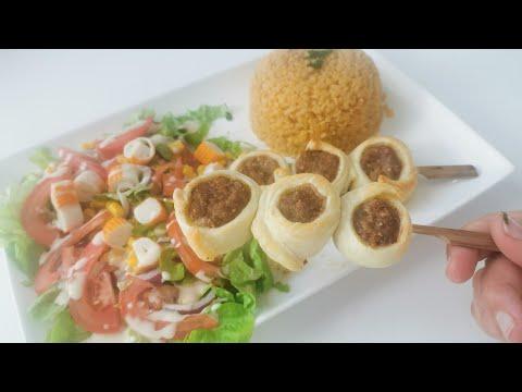 recette-facile-rapide😍-pour-un-repas-original-simple-et-délicieux-assiette-turc-au-cookeo-et-sans