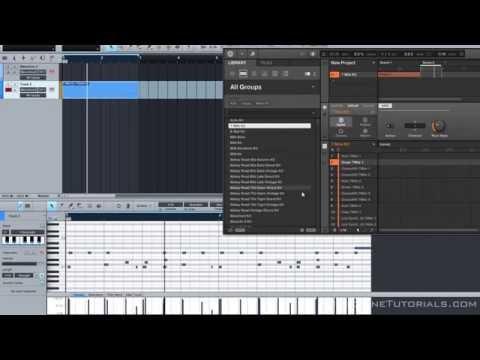 Maschine 2.1 Midi batch update drag and drop Midi into Studio One 2