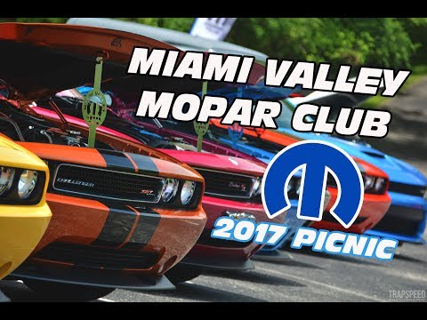 2017 Miami Valley Mopar Club Annual Picnic MVMC