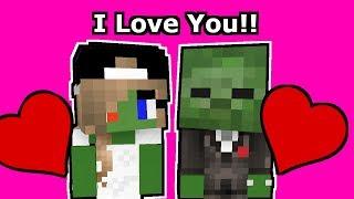 - Monster School Kids Mobs Royal Wedding Challenge Minecraft Animation