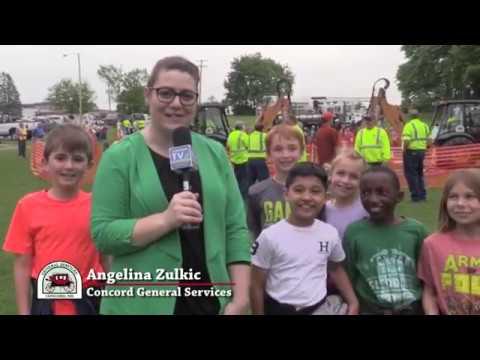 2018 Concord Public Works Celebration