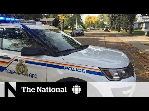 CBC News: The National: RCMP reviewing police chases after injuries