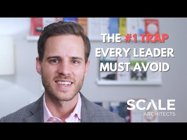 The #1 trap every leader must avoid