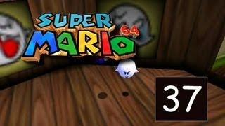 Super Mario 64 - Big Boos Haunt - Ride Big Boo