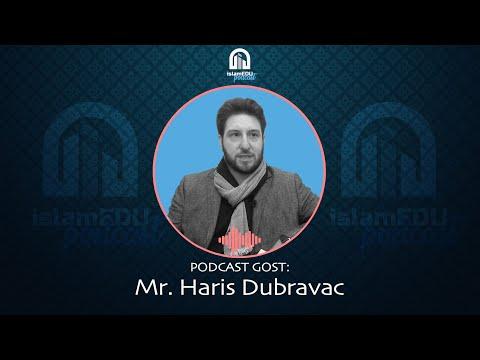 PODCAST 07 | GOST MR. HARIS DUBRAVAC