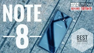 Samsung Galaxy Note 8 review in Bangla || Best Android Smartphone of 2017 ||