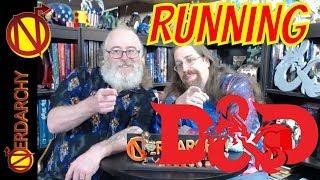 Running D&D- D&D Aquatic Adventures : Quests & Adventures #105