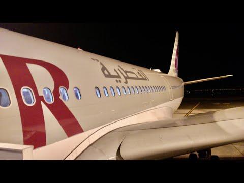 Qatar Airways | Doha to Osaka | QR 802 | Flight Experience ✈