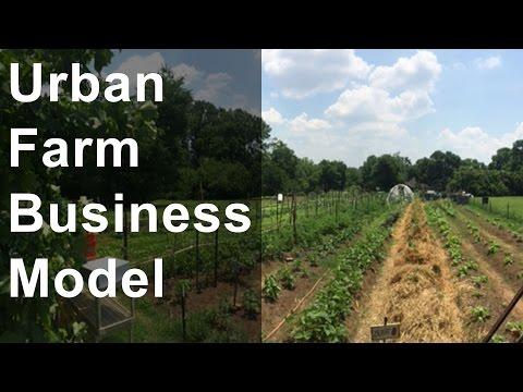 Urban Farm Business Model (2 of 9)