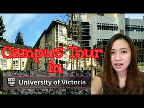 University of Victoria Campus tour #buhaycanada #internationalstudentcanada #pinoycanada
