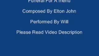 Funeral For A Friend - Elton John