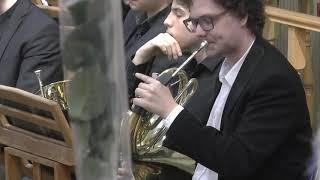 Смотреть видео Концертный оркестр ГУДИ на Грант мэра Москвы. 26.05.2019 онлайн