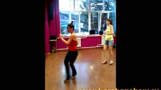 "школа карнавального танца ""Маракату"" - урок самбы"