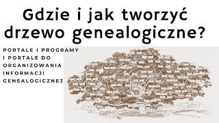 Drzewo genealogiczne - najlepszy program?