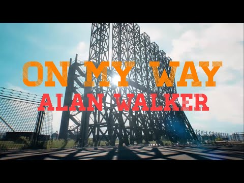 Alan Walker - On My Way [PUBG Mobile Music Video]