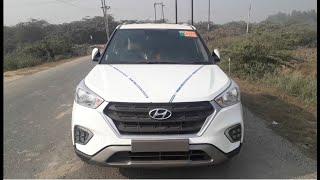 Hyundai Creta Base Diesel 1.4 E+ Review and 0 - 100 acceleration and compared with Vitara Brezza.