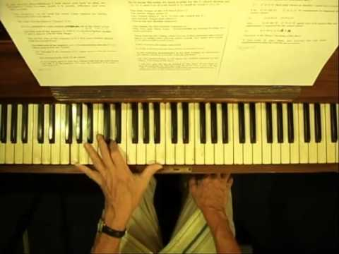 How to Play Latin Rhythm Piano Tutorial 2