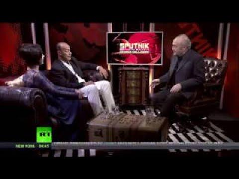 SPUTNIK 157: George Galloway Interviews Steve Gilan vesves Roland Gift