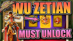 Wu Zetian Unlock - We now have every Legendary in Rise of Kingdoms (rok)
