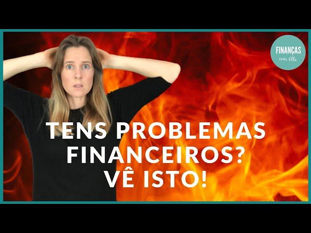 Resolve os teus problemas financeiros hoje!