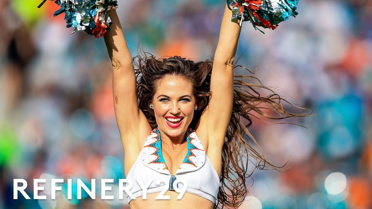 Can nfl cheerleaders hookup players from other teams
