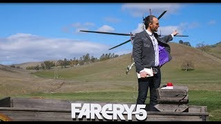 Far Cry 5: AMD Visits Hope County