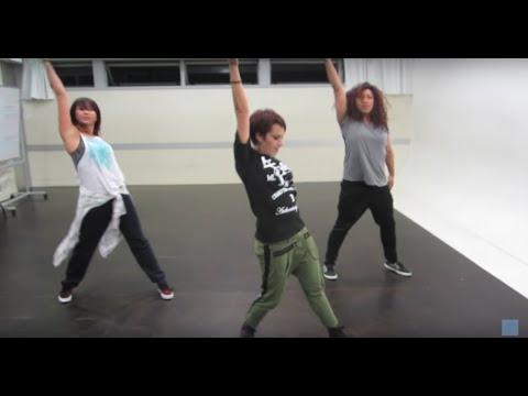 """Diana King """"Shy Guy"""" Choreography By Sarah Fry"""
