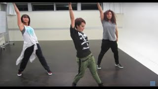 "Diana King ""Shy Guy"" Choreography by Sarah Fry"