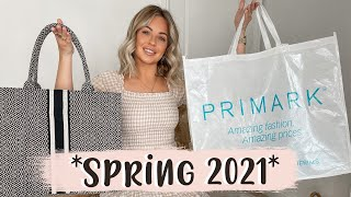 SPRING 2021 PRIMARK TRY ON HAUL | Lucy Jessica Carter