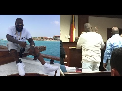 Rick Ross Takes 5 Year Probation Plea in his Kidnapping/ Assault Case. His Bodyguard gets the Same