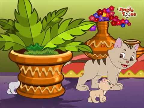 Mauchi Pille     Konkon  Gujarati Balgeet By JingleToons