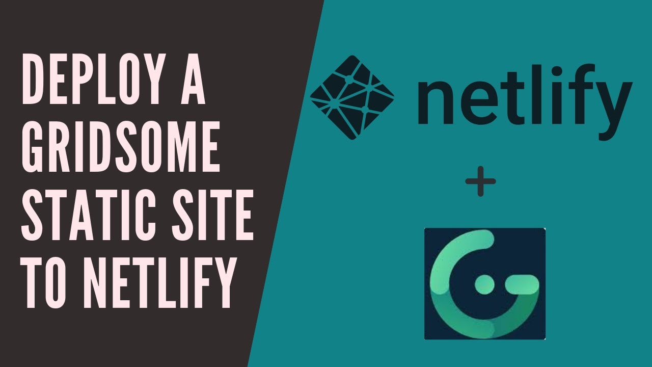 Full Download Create And Deploy A Gatsby Blog To Netlify | COLPOST