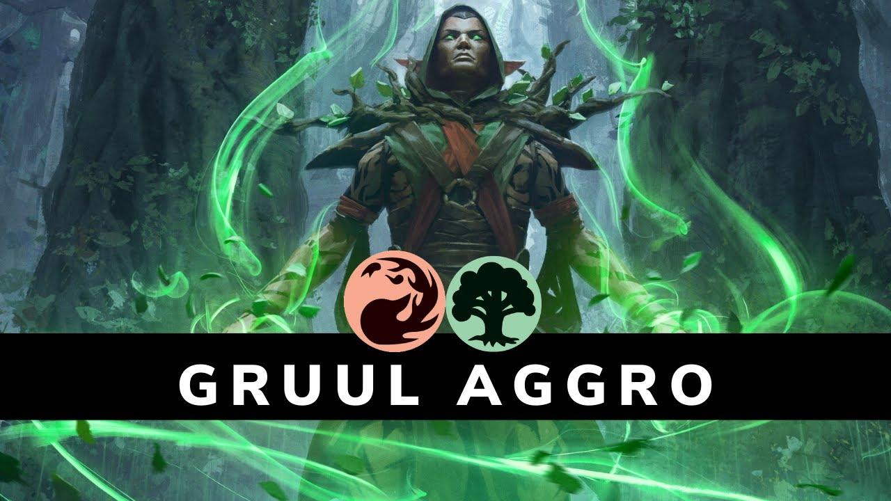 GRUUL Aggro - Magic Arena Standard Deck Guide - MTG Arena MTGA
