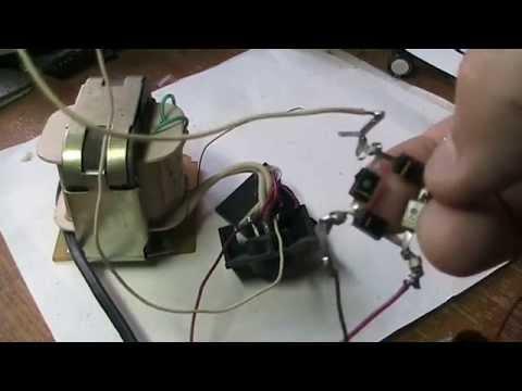 видео: Как удвоить напряжение трансформатора без перемотки.