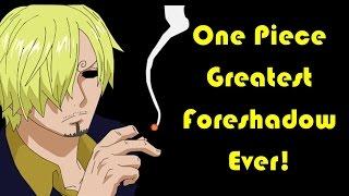 One Piece Quickie - Oda's Greatest Foreshadow Ever!