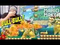 SUPER BULL BULL MAKER! [SUPER MARIO MAKER] [#19]