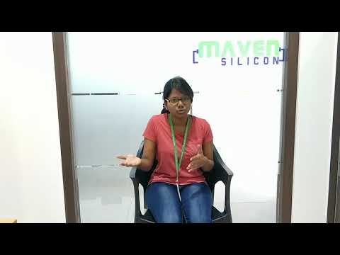 Giradha Meghana got placed in Synopsys - Shares her journey at Maven Silicon