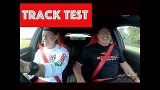 Enforcer and the Dude - Car Review:  Honda Civic Type R - Russell Ingall & Paul Morris