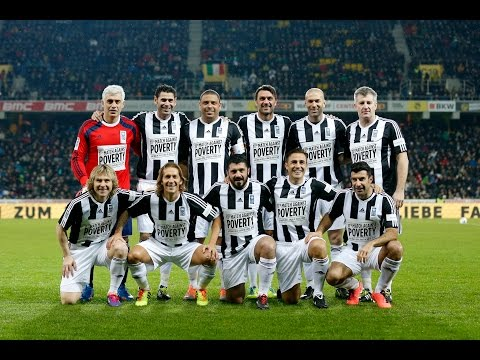 The 12th Match Against Poverty