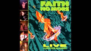 Faith No More - Live at the Brixton Academy FULL ALBUM (1991)