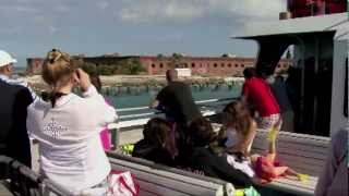 Preserving Fort Jefferson in the Tortugas